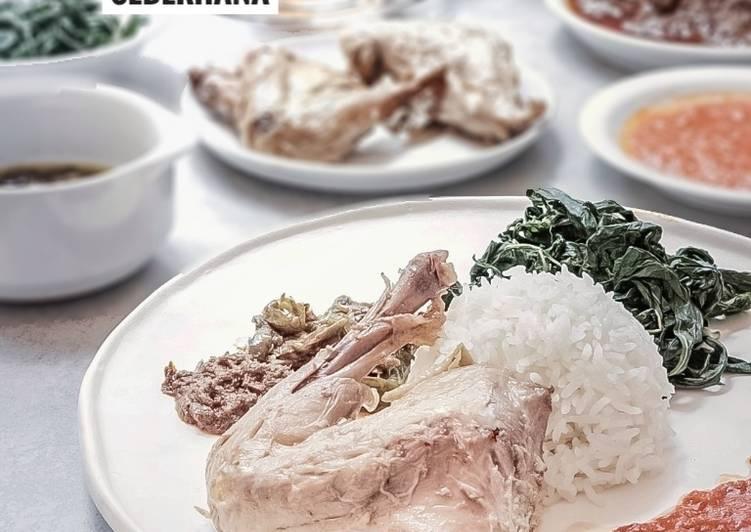 Resep memasak #6.AYAM POP ala RMP Sederhana homemade👍👩🍳 ala resto