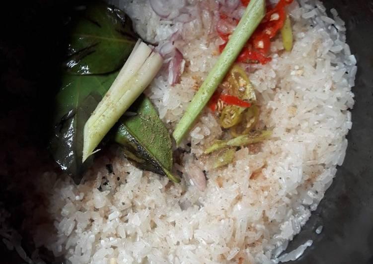 Resep: Nasi Liwet Mudah Sederhana dan Cepat yang menggugah selera
