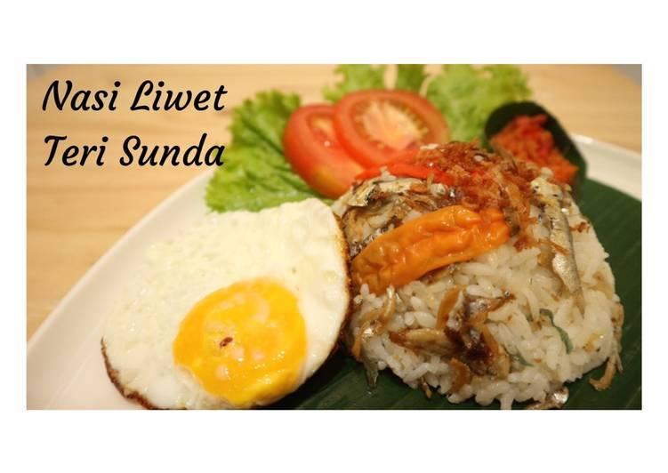 Resep membuat Eps.10 Nasi Liwet Teri Sunda yang menggugah selera