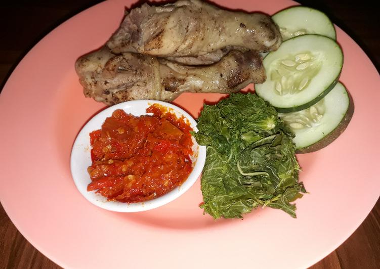 Resep membuat Ayam Pop Khas Padang yang menggoyang lidah