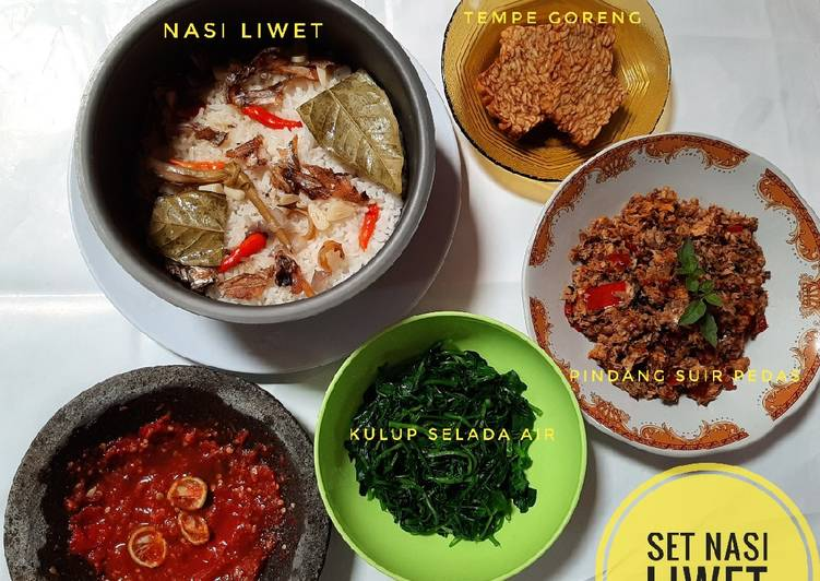 Resep: Nasi Liwet yang bikin ketagihan