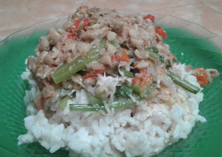 Resep: Nasi Tumpang Kediri yang menggugah selera