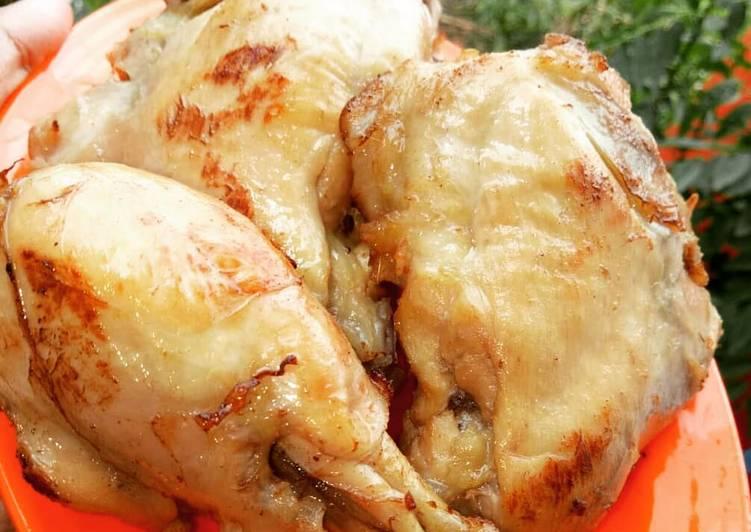 Resep: Ayam Pop yang menggugah selera