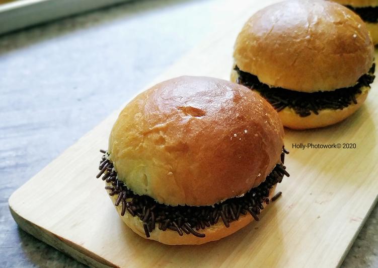 Resep membuat Roti Semir yang bikin ketagihan