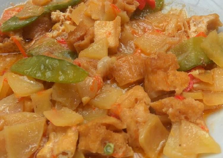 Resep: Sambal goreng kentang kapri khas salatiga ala resto