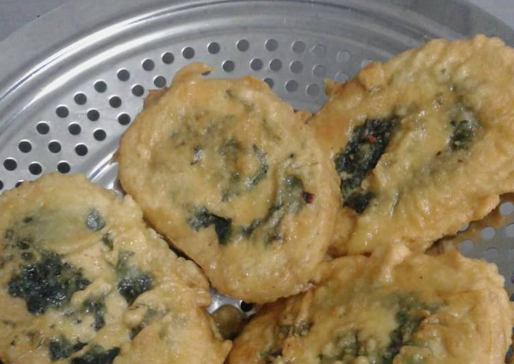 Resep memasak Rolade daun singkong khas salatiga yang bikin ketagihan