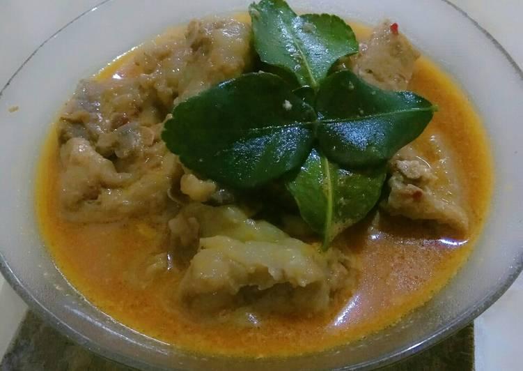 Resep memasak Sambel tumpang salatiga istimewa