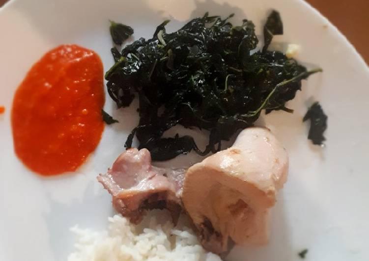 Resep: Ayam Pop yang bikin ketagihan