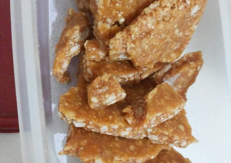 Resep: Enting-Enting aka Kacang Karamel lezat