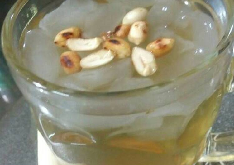 Cara memasak Wedang jahe tanpa ronde enak