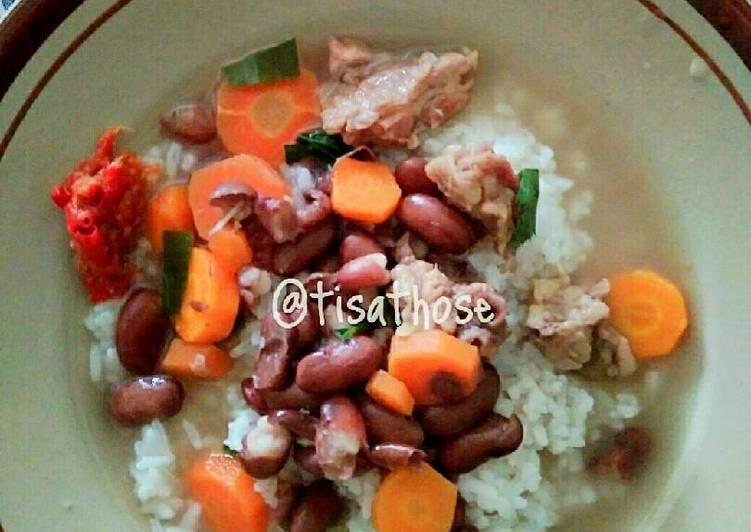 Resep: Sop senerek (sop kacang merah) Magelang ala Those