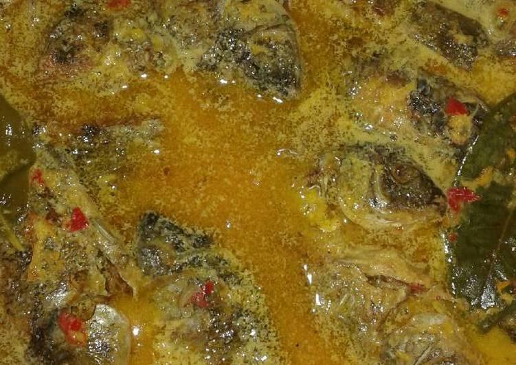 Resep memasak Mangut ikan mujahir khas magelang ala resto