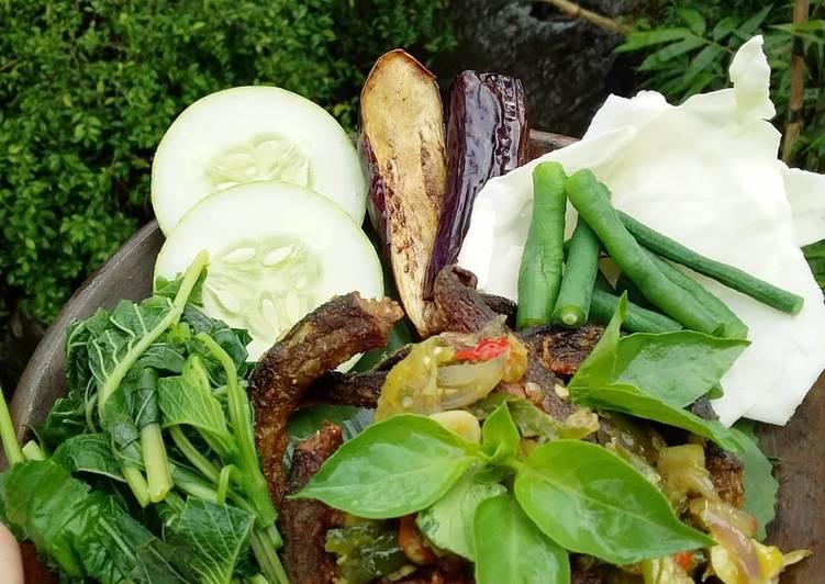 Resep membuat Belut goreng kering cabe hijau lezat
