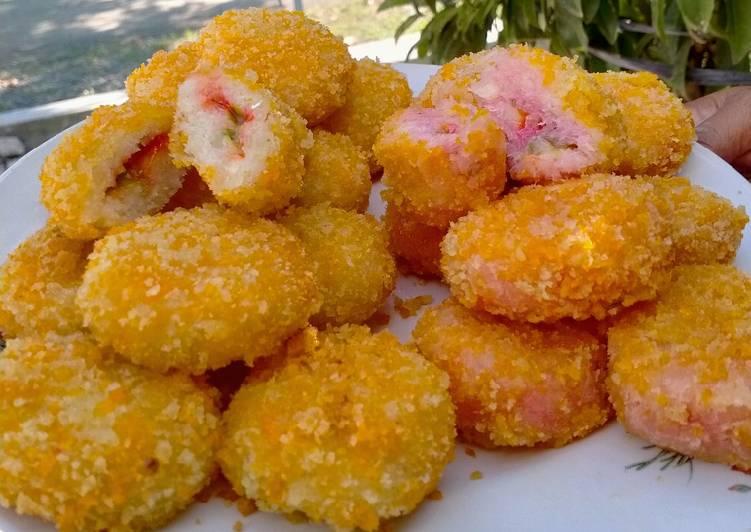 Cara Mudah membuat Gethuk goreng crispy ala mamahkoe