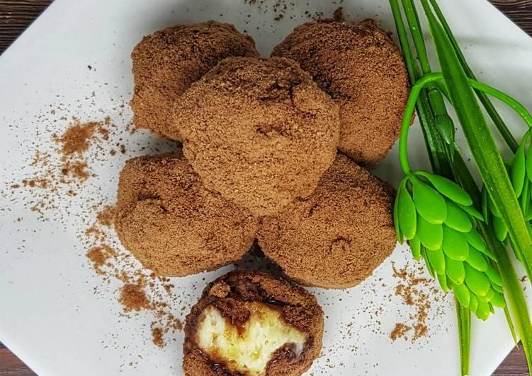 Cara Mudah memasak Getuk singkong truffle milo enak
