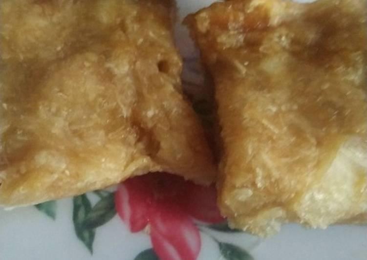 Resep memasak Getuk singkong gula merah