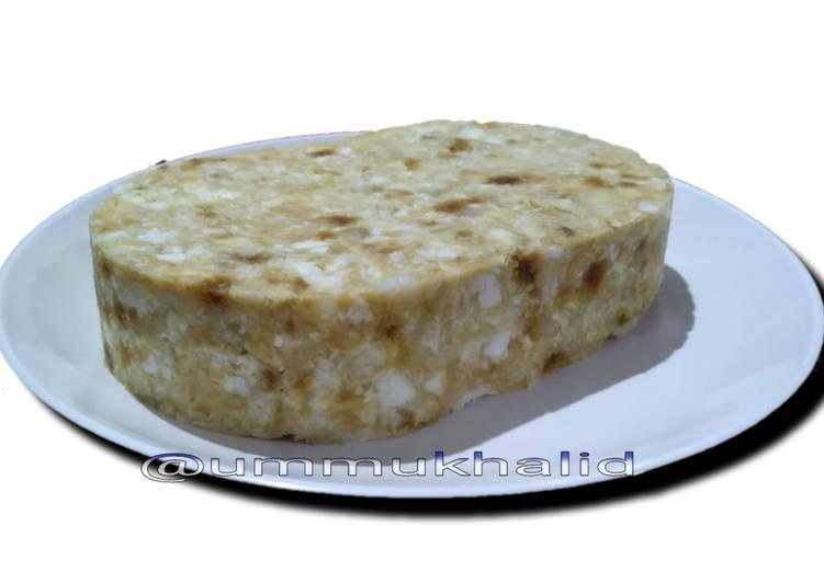 Resep: Getuk singkong simple lezat