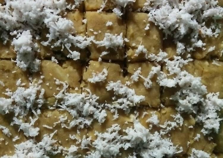 Resep: Getuk gula merah lezat