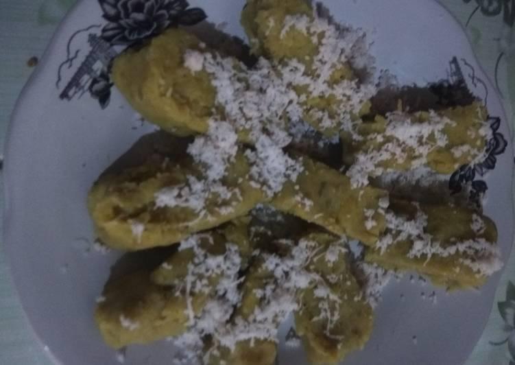 Resep memasak Getuk Mantang madu sedap