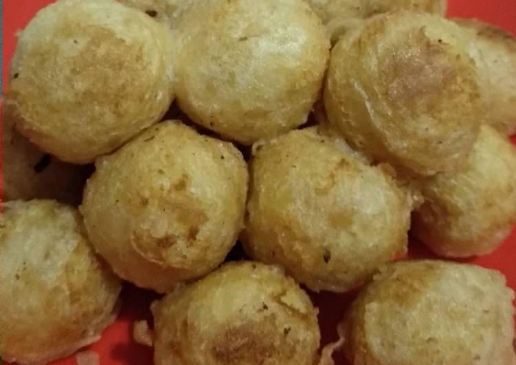 Resep: Gethuk goreng sokaraja