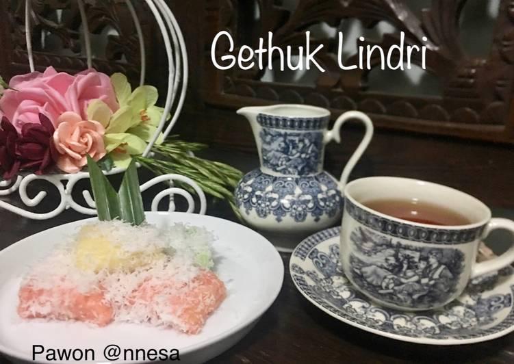 Resep: Gethuk Lindri 😋02 yang bikin ketagihan