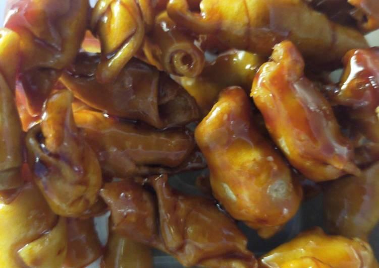 Resep: Kacang sembunyi anti gagal(kue sumpil)