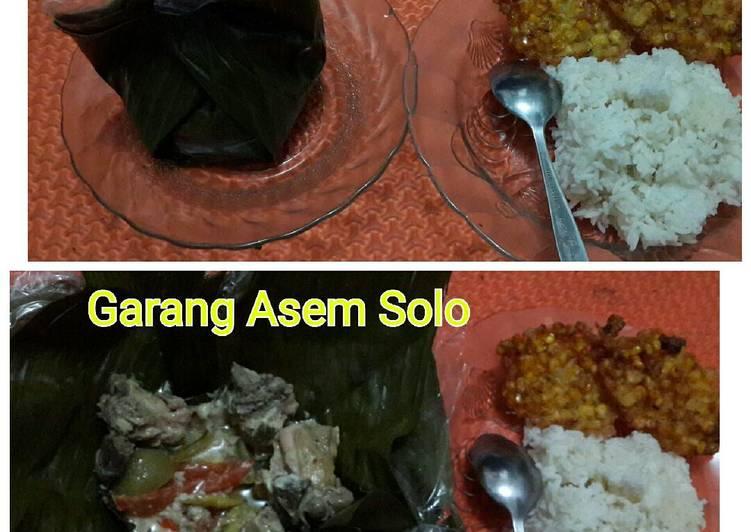Resep: Garang Asem Khas Solo yang menggugah selera
