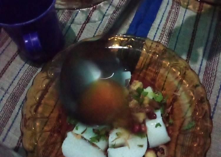 Resep: 27_Kupat tahu khas keluarga pacitan lezat