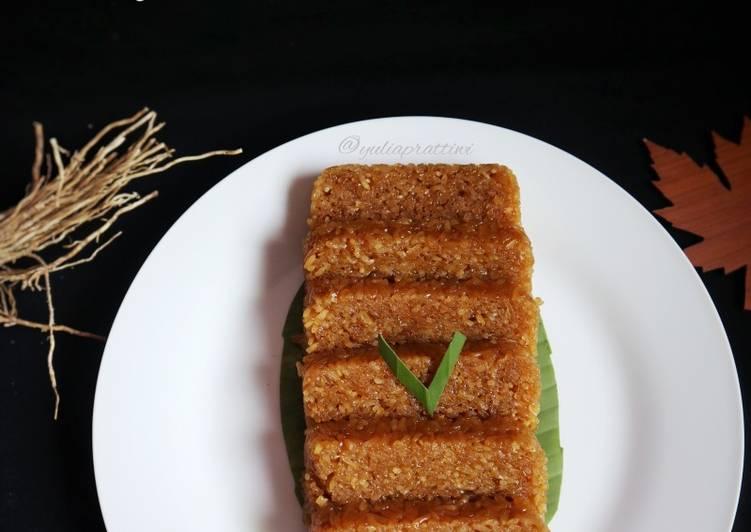 Resep: Kue Wajik yang bikin ketagihan