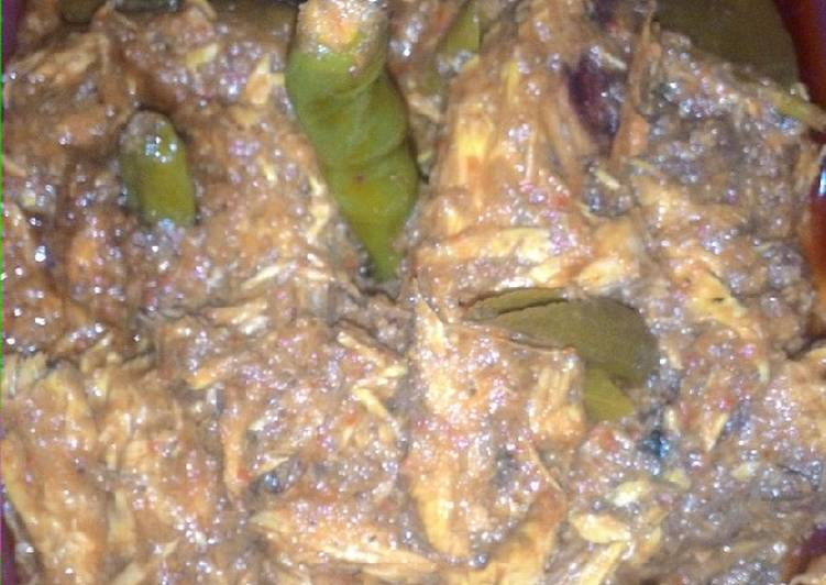 Resep: Keumamah(ikan tongkol suwir masak aceh) ala resto
