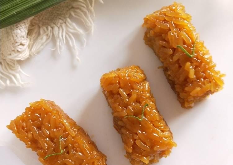 Resep mengolah Wajik super simple enak