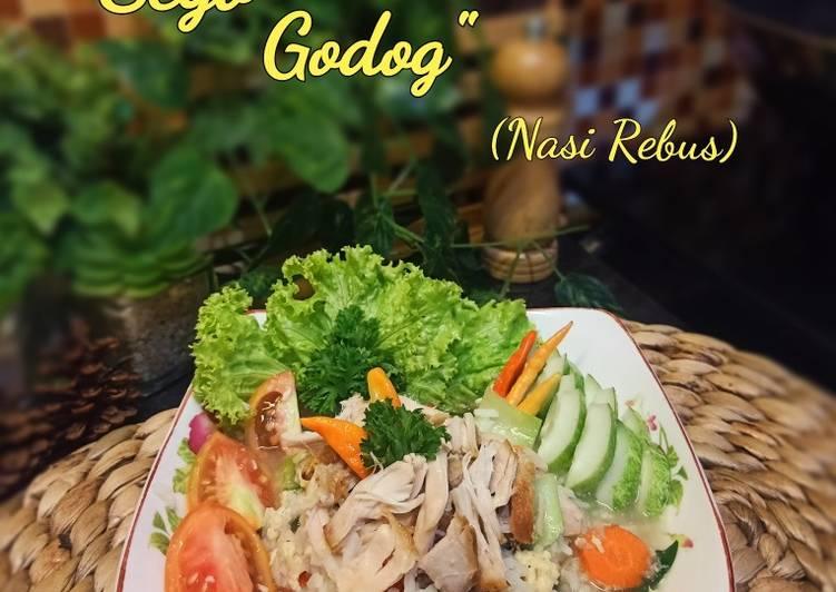 Resep: Sego Godog (nasi rebus) yang menggugah selera