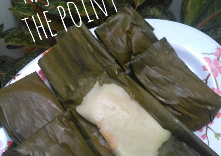 Resep: Nagasari To The Point ala resto