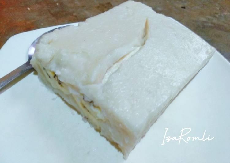 Resep: Kue Nagasari Loyang yang menggugah selera