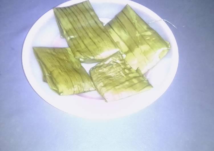 Resep: Nagasari tanpa pisang (polos) istimewa