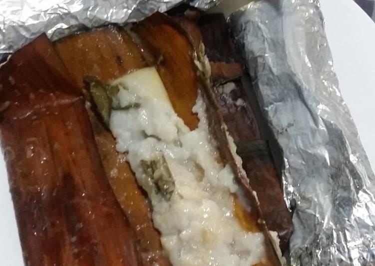 Resep memasak Nagasari Pisang yang bikin ketagihan
