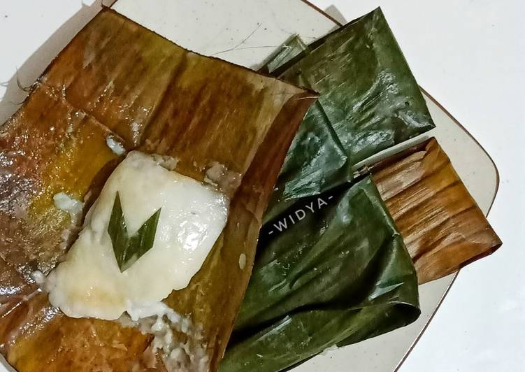 Resep: Nagasari ala Mbak Nikmatul Rosidah (Rosidah Dobson) enak