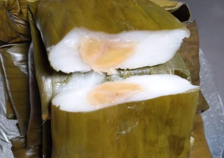 Resep: Nagasari pisang yang menggugah selera