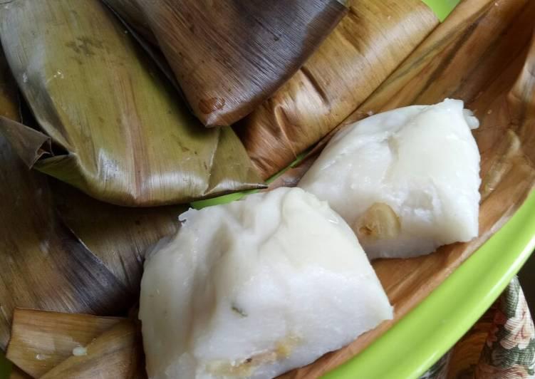 Resep membuat Nagasari pisang ala resto