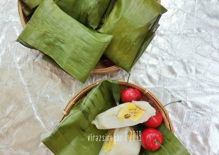 Cara Mudah memasak Nagasari yang menggugah selera