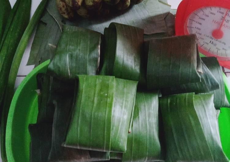 Resep mengolah Nagasari pisang ambon yang menggugah selera
