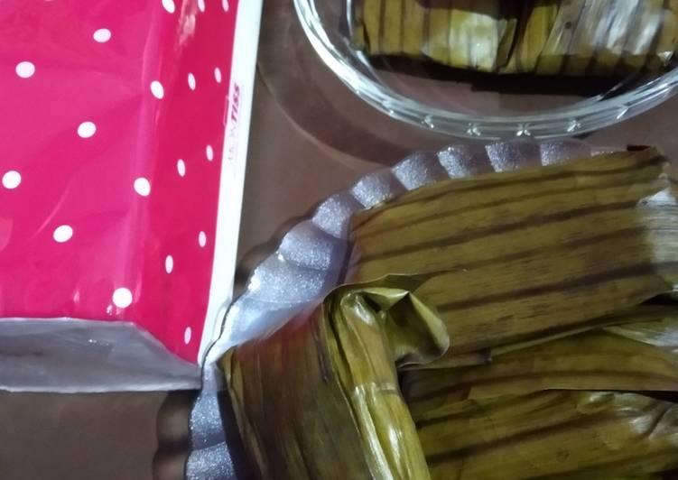 Cara mengolah Nagasari pisang kepok istimewa