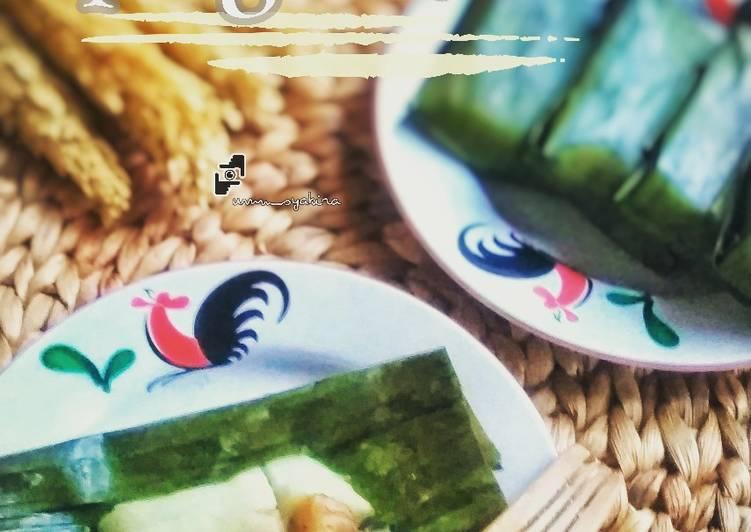 Resep: Nagasari/Nogosari/Kue pisang bungkus daun istimewa