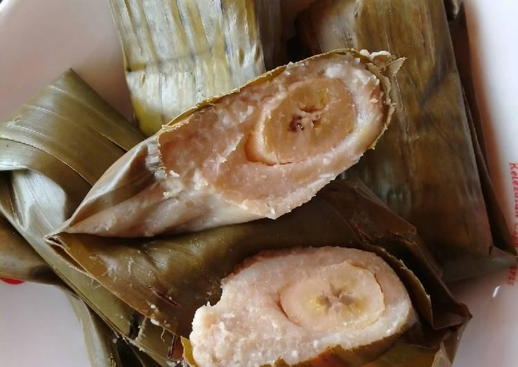 Resep: Roti nagasari