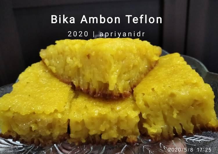 Bika Ambon Teflon