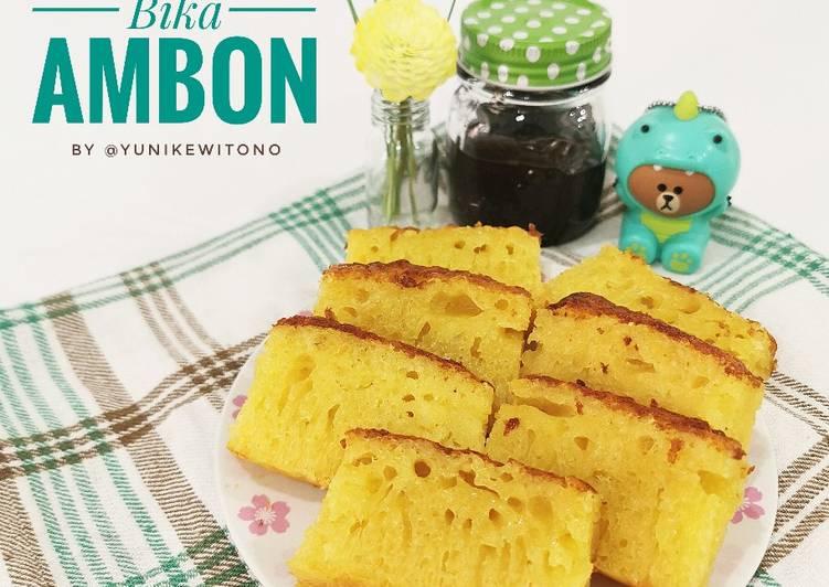 Bika Ambon (Pondan Mix)