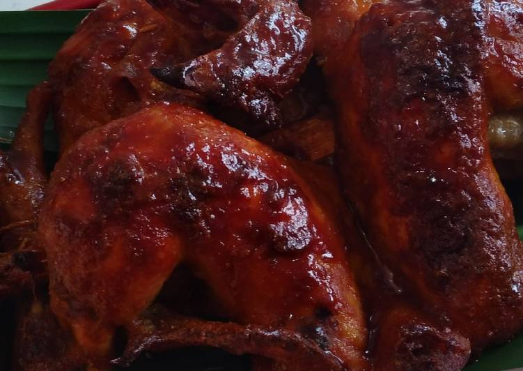 Resep: Ingkung ayam bakar