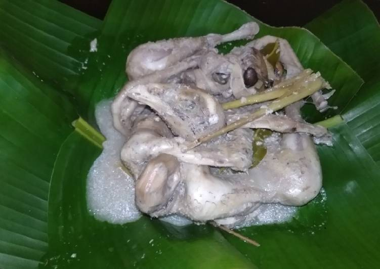 Resep: Ingkung gurih ayam kampung jawa yang bikin ketagihan