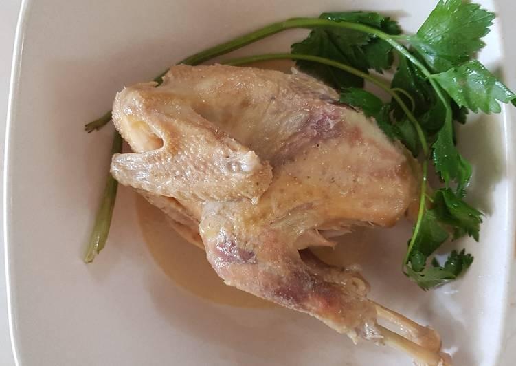 Resep: Ingkung Ayam Kampung Gurih Bangettt 👍😍 ala resto