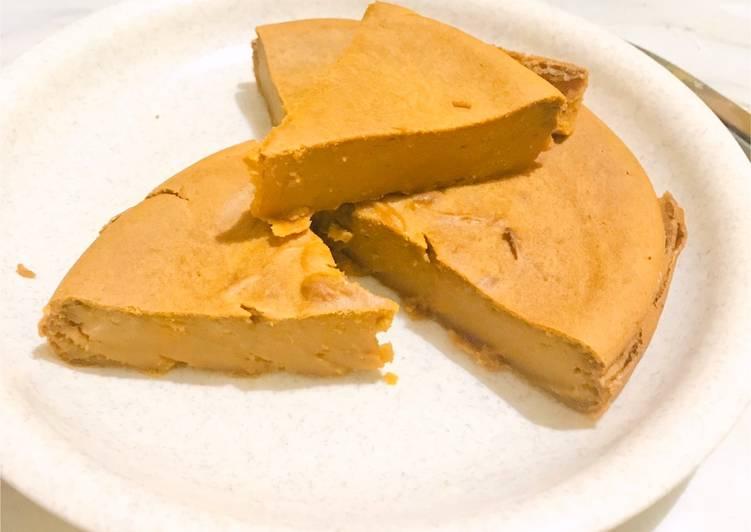 Cara mengolah Bika labu (pumpkin brown sugar) yang menggugah selera